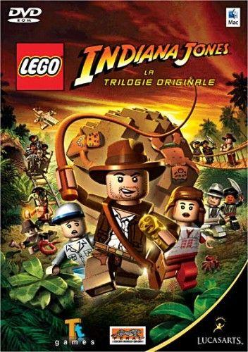 LEGO Indiana Jones : La Trilogie Originale - Mac