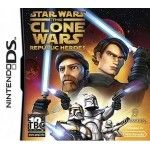Star Wars The Clone Wars : Les Héros de la République - Nintendo DS