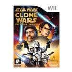 Star Wars The Clone Wars : Les Héros de la République - Wii