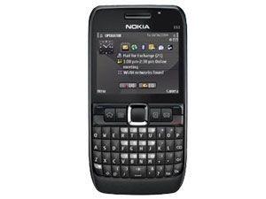 Nokia E63 (Black)