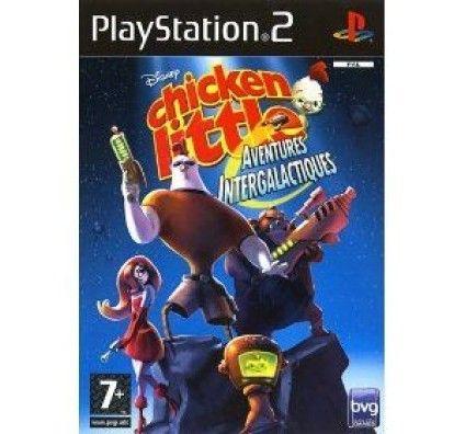 Chicken Little : Aventures Intergalactiques - PS2