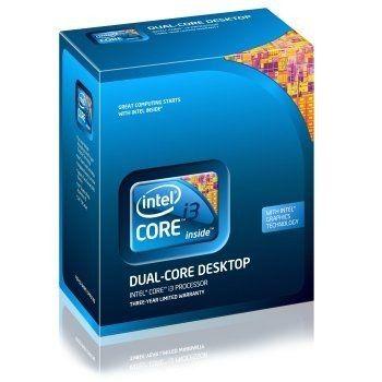 INTEL Core i3 540 (3.06Ghz) - Box