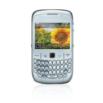 BlackBerry Curve 8520 (Blanc)