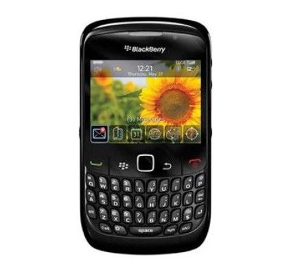 BlackBerry Curve 8520 (Black)