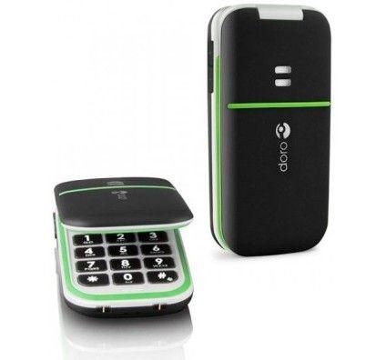 Doro PhoneEasy 410 (Black)