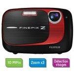 Fujifilm Finepix Z37 (Black et Rouge)