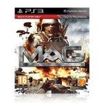 MAG : Massive Action Game + Headset - Playstation 3