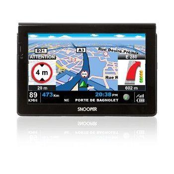 Snooper Syrius Proline PL7000 - Europe