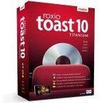 Roxio Toast 10 Titanium - MAC
