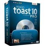 Roxio Toast 10 Pro - MAC