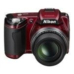 Nikon Coolpix L110 (Rouge)
