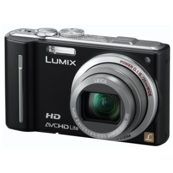 Panasonic Lumix DMC-TZ10 (Black)