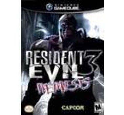 Resident Evil 3 : Nemesis - Game Cube