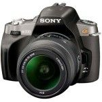 Sony DSLR-A330 (Black) + 18-200mm
