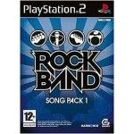 Rock Band : Song Pack 1 - Playstation 2