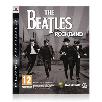 The Beatles : Rock Band - PS3