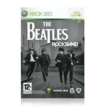 The Beatles : Rock Band - Xbox 360