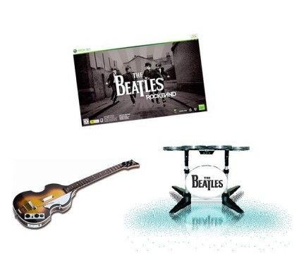 The Beatles : Rock Band - Pack Collector - Xbox 360