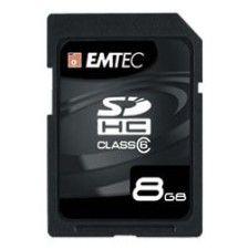 Emtec SDHC 8Go Class 6 133x