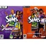 Les Sims 2 : Quartier Libre + La Bonne Affaire - PC