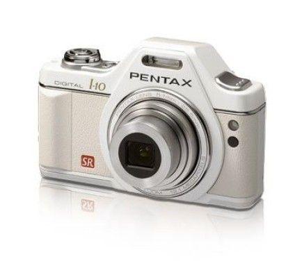 Pentax Optio I-10 (Blanc)