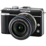 Olympus PEN E-PL1 (Black)