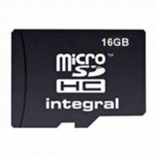 Integral Micro SDHC 16Go Class 2