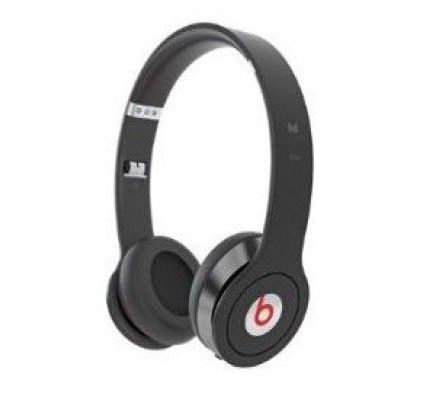 Beats by Dr Dre Solo (Black)