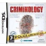 Criminology - Nintendo DS