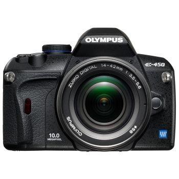 Olympus E-450 + 14-42 mm