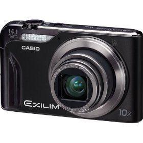 Casio Exilim EX-H15 (Black)