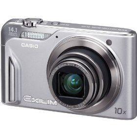 Casio Exilim EX-H15 (Silver)