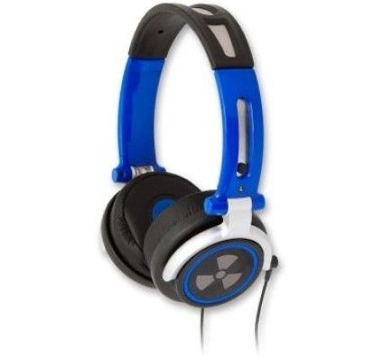 iFrogz EarPollution CS40 (Bleu)