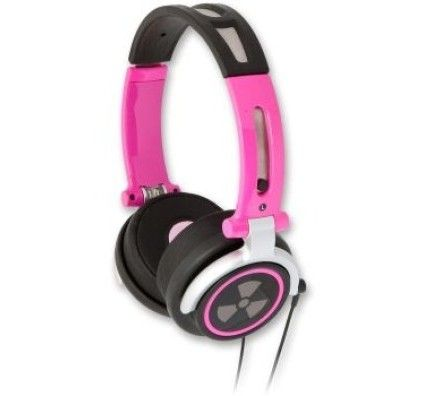 iFrogz EarPollution CS40 (Rose)