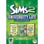 Les Sims 2 : University Life Collection - PC