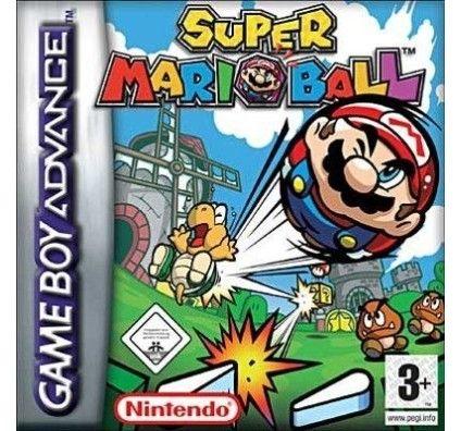 Super Mario Ball - Game Boy Advance