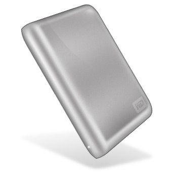 WD My Passport Essential 500Go (Silver)