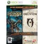 BioShock + The Elder Scrolls IV : Oblivion - Xbox 360