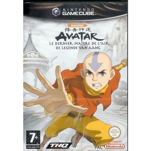 Avatar : Le Dernier Maître de l'Air - Game Cube