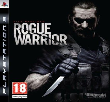 Rogue Warrior - Playstation 3
