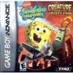 Bob L'Eponge : la Créature du Crabe Croustillant - GBA