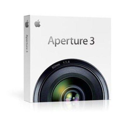 Apple Aperture 3 Mise à Jour - Mac