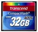 Transcend Compact Flash 32Go 400x