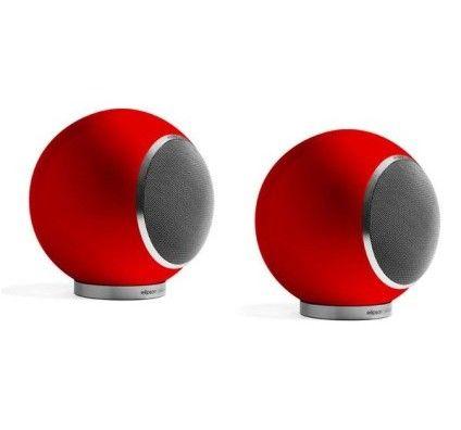 Elipson Planet L (Rouge ) - 2 pièces