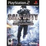 Call of Duty : World at War Final Fronts - Playstation 2