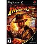 Indiana Jones Et Le Sceptre Des Rois - PS2
