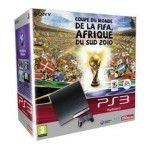 Sony Playstation 3 Slim 250Go + Coupe du Monde FIFA 2010