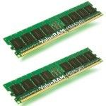Kingston Value DDR2-800 CL6 4Go (2x2Go)