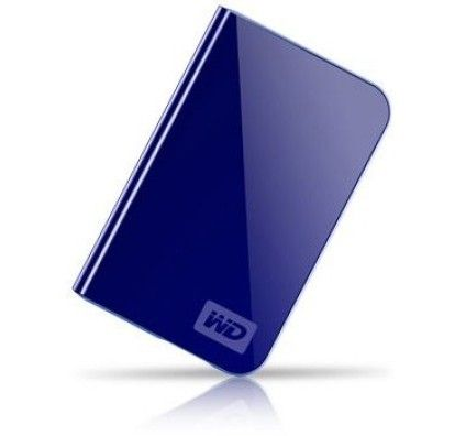 WD My Passport Essential 500Go (Bleu)