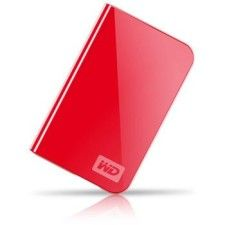 WD My Passport Essential 500Go (Rouge)